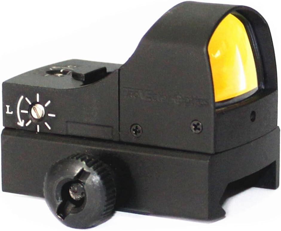 VECTOR-OPTICS Reddot Rouge /à Pois docter kompartibel 22/mm Montage//Picatinny Rail Aspect Visi/ère Cible Sphinx