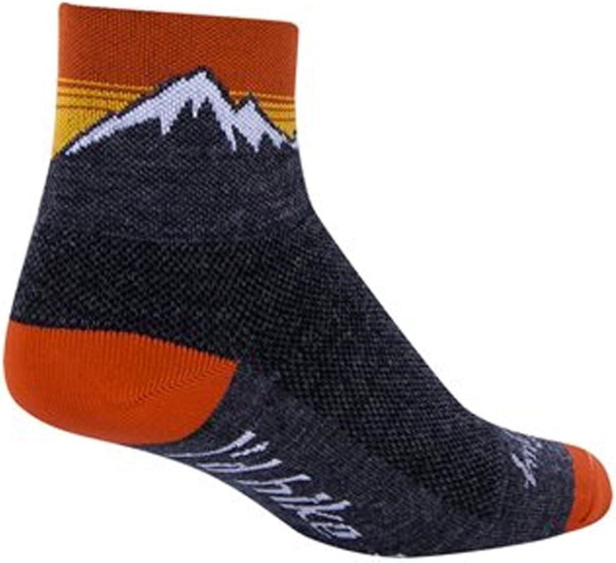 SockGuy Hiker 3IN Cycling Sock