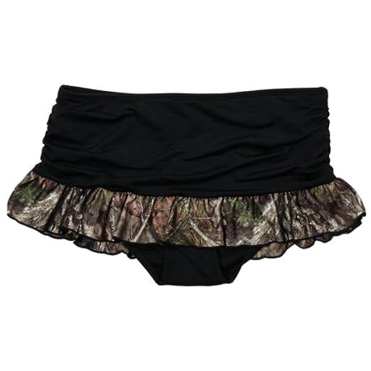 36c285ba726bd Br &Nameinternal Br &Nameinternal Ruffled Swim Skirt Mossy OakCountry  Small, Mossy Oak Break-UpCountry
