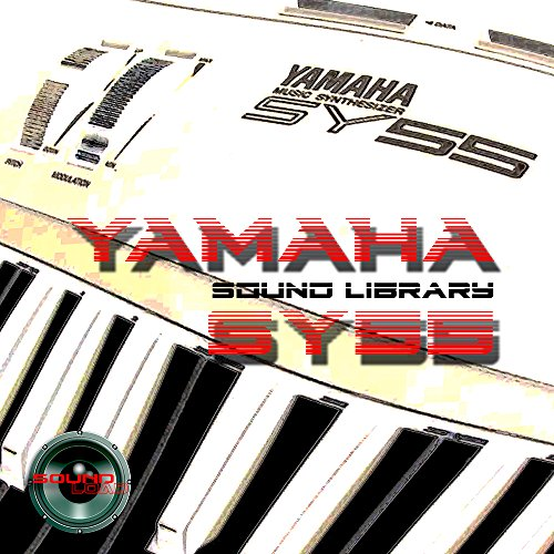 YAMAHA SY-55 Huge Sound Library & Editors on CD by producer-tools