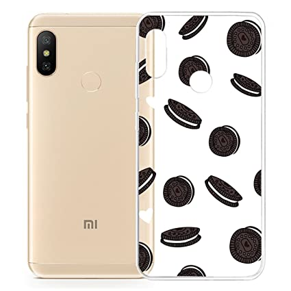 Amazon com: HYMY 3X Case Cover for Xiaomi Mi A2 Lite (5 84