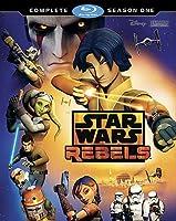 Star Wars Rebels: Season 1 [Blu-ray] by LucasFilm
