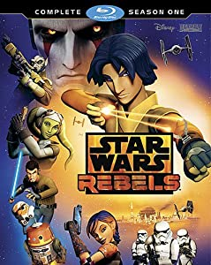 Star Wars Rebels: Season 1 [Blu-ray] by LucasFilm