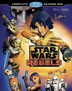 Star Wars Rebels: Season 1 [Blu-ray]