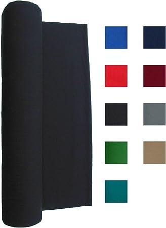 Fieltro de Tela para Billar Mantel de Billar Profesional para Mesa de Billar de 9 pies TOPWA 6 Tiras de Fieltro Accesorios Fieltro