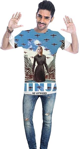 Die Antwoord Enter The Ninja Unisex T-shirt XX-Large: Amazon ...
