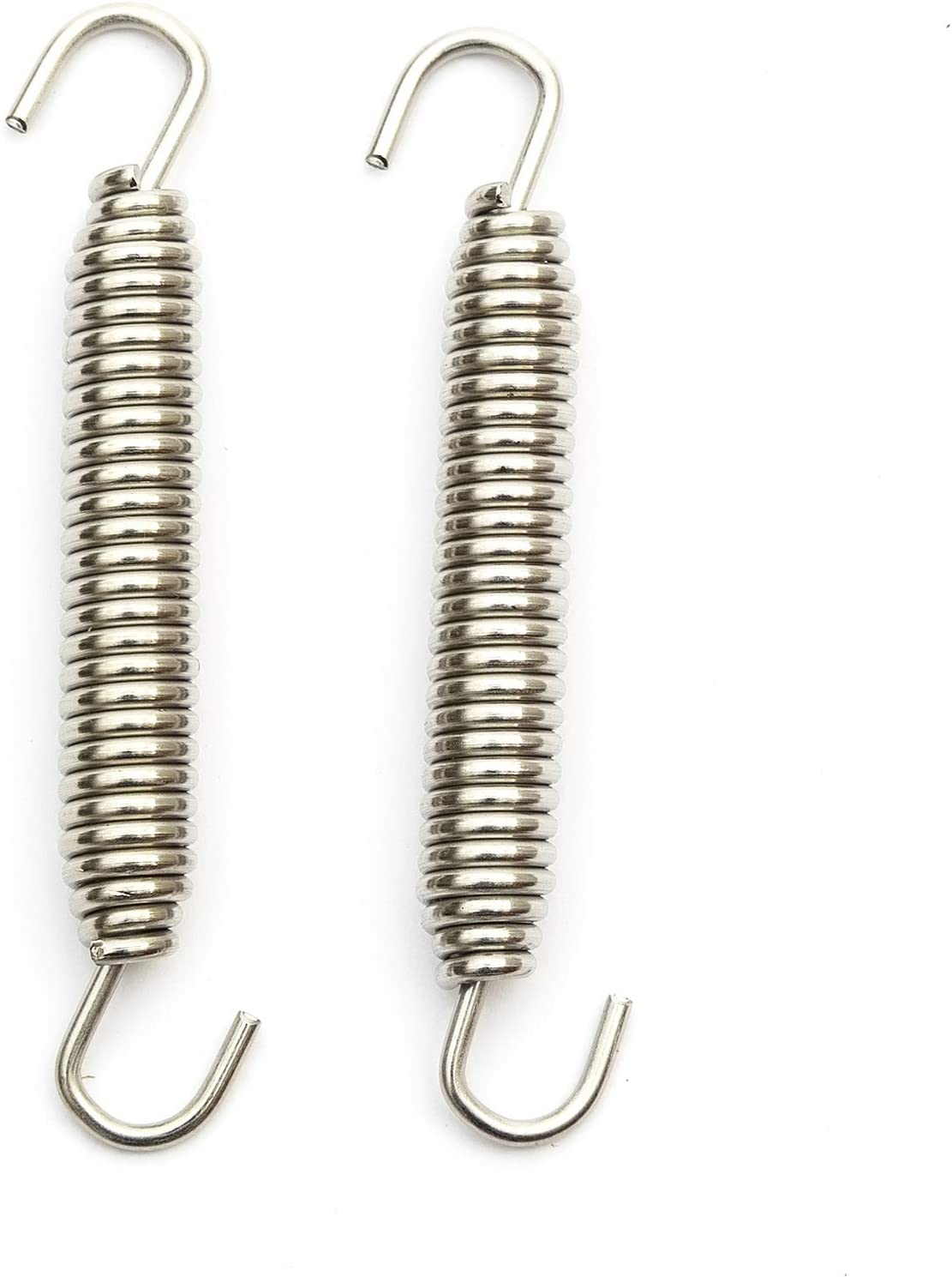 Exhaust Springs x 2 60mm Stainless Steel Motorcycle