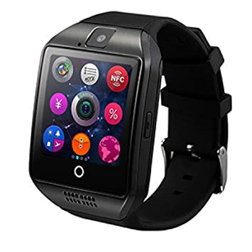 Hokaime Smart Watch Men Women Heart Rate Monitor Blood Pressure ...