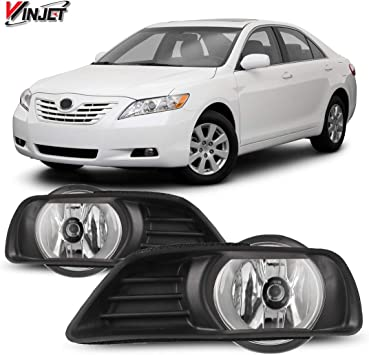 [DIAGRAM_38ZD]  Amazon.com: Winjet OEM Series for [2007 2008 2009 Toyota Camry] Driving Fog  Lights + Switch + Wiring Kit: Automotive | 2009 Toyota Camry Fuse Box Youtube |  | Amazon.com