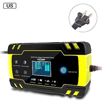 Amazon.com: AIMERKUP Cargador de batería inteligente para ...