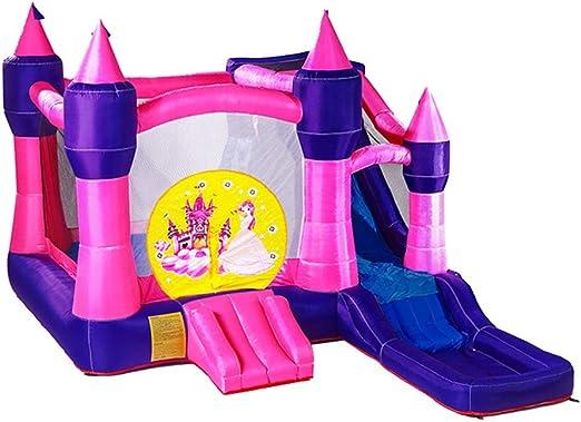 Castillo Hinchable Regalo For Niños Juguetes De Entretenimiento ...