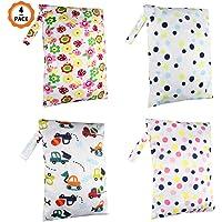 Bolsa de pañales 4 piezas bolsa de pañales