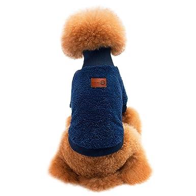 Ropa para Mascotas,Dragon868 Adorables Mascotas Caliente Perro Abrigos de Gato Chaqueta: Amazon.es: Ropa y accesorios