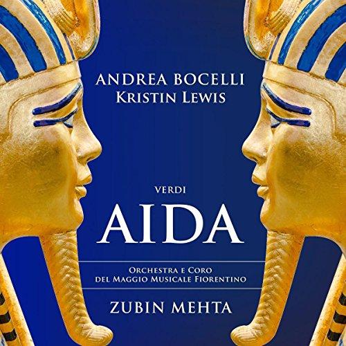 Andrea Bocelli - Verdi: Aida [2 Cd] - Zortam Music