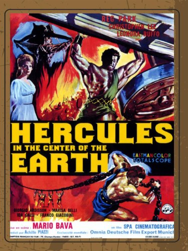 Hercules in the Center of the - Center Reg