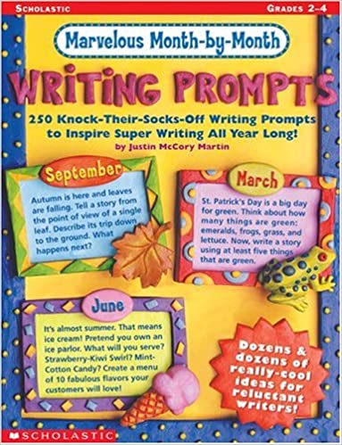 long writing prompts