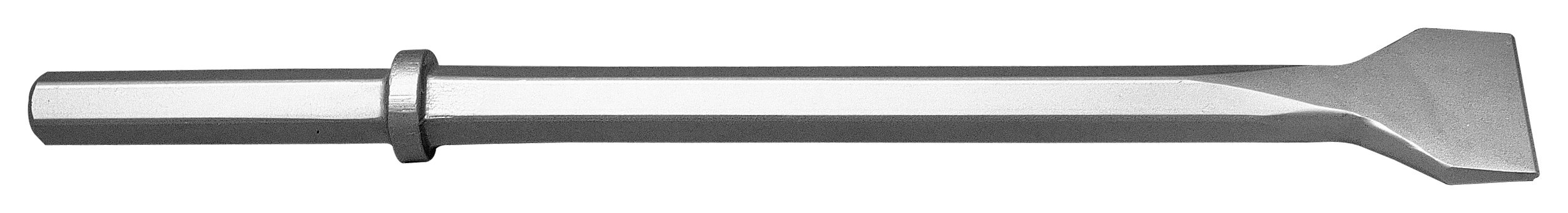 Champion Chisel, 1-1/8 by 6-Inch Hex Shank, 14-Inch
