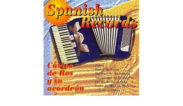 De Marbella al Cielo de Carlos De Ros y Su Acordeón en Amazon Music - Amazon.es