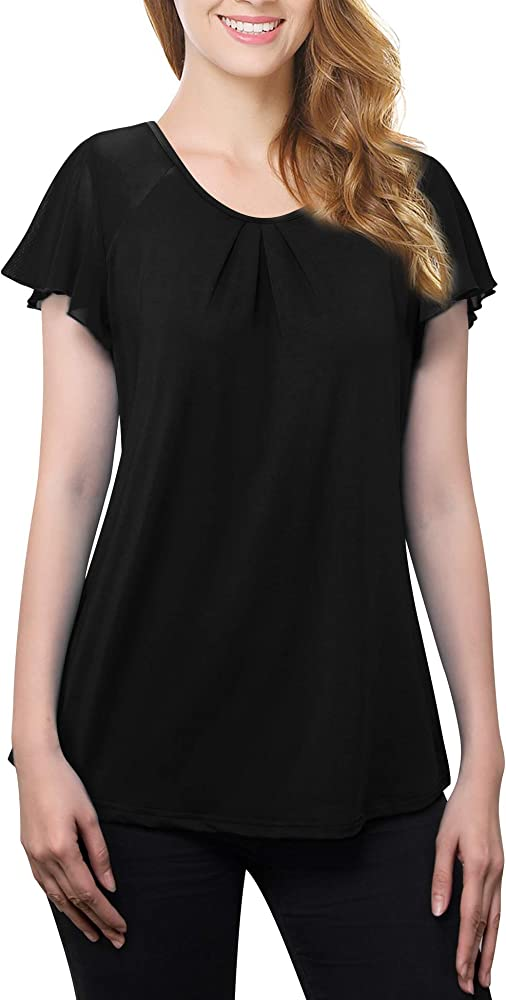 Grace and Lace One Size Fits Most Long Length Layering Snug Fit Tank for Women