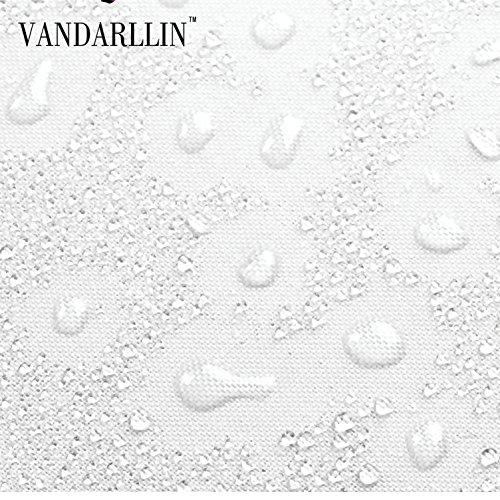 Vandarllin Geometric 100% Curtain for x Extra Navy