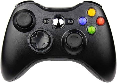 GDS 2.4G Controlador de Juegos inalámbrico, Doble Mando de Juegos ...