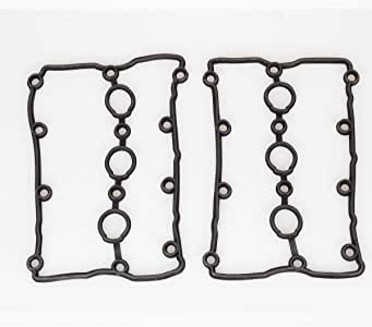 Valve Cover Gasket Set of 2 OEM VICTOR REINZ 06C103483J for Audi A4 Quattro A6
