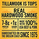 Tillamook Country Smoker All Natural, Real Hardwood Smoked Style Original Snack Sticks, 12 Ounce