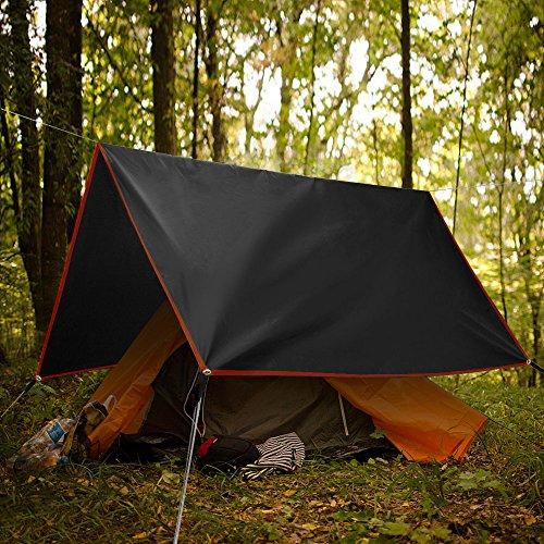 GEERTOP® 1-2 person Ultralight Waterproof Tent Tarp Footprint Ground Sheet Mat For & GEERTOP® 1-2 person Ultralight Waterproof Tent Tarp Footprint ...