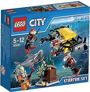 Lego 60091 - City Tiefsee Starter-Set