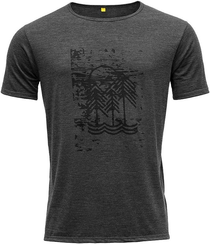 Devold Flesje Tee Men Herren T-Shirt