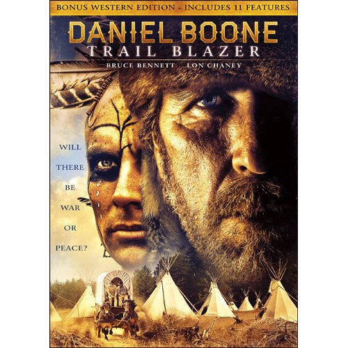 Daniel Boone: Trailblazer Includes bonus - Outlets Boone