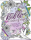 Bible Coloring Book: Inspirational Bible Verse Quotes Coloring Book For Adult (Inspirational Coloring Books New Version) by