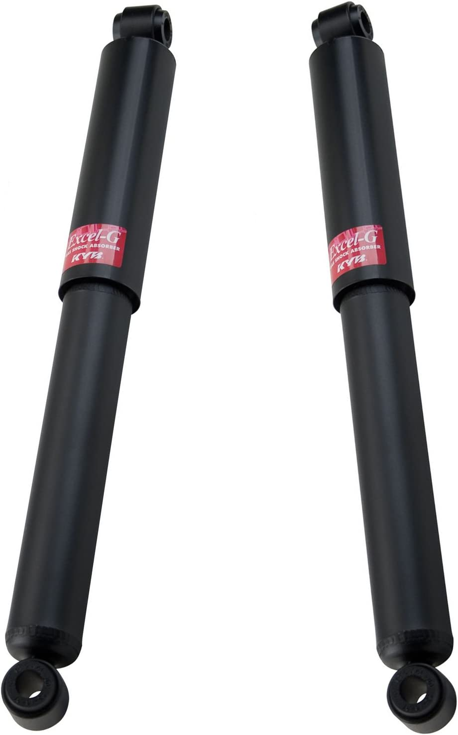 KYB 2 Excel-G Rear Left /& Right Struts for Subaru Legacy Outback 1995 to 1999