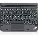 Lenovo ThinkPad 10 Ultrabook Tastatur (deutsches Tastaturlayout, QWERTZ) schwarz