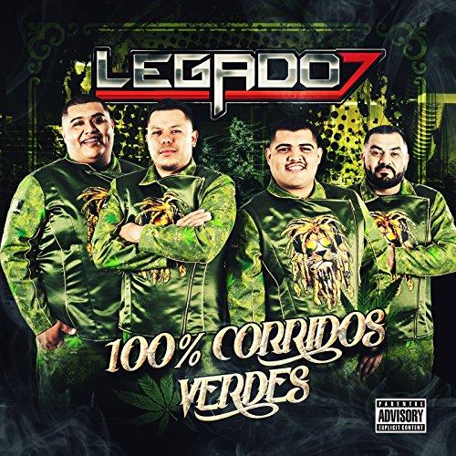 100% Corridos Verdes [Explicit]