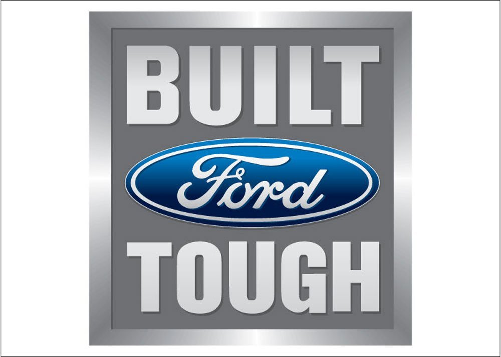 Built Ford Tough Wallpaper x