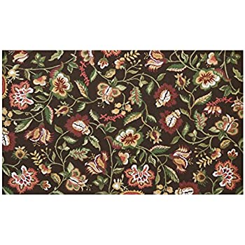 Amazon Com Sketchone Wool Hooked Rug 60 By 96 Inch