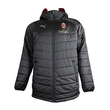 30faf85873e Puma AC Milan Bench Jacket 2018 2019  Amazon.fr  Sports et Loisirs
