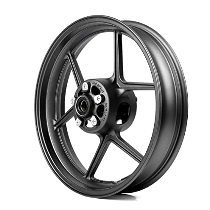 Amazoncom Gzyf Motorcycle Front Wheel Rim Replacement For Kawasaki