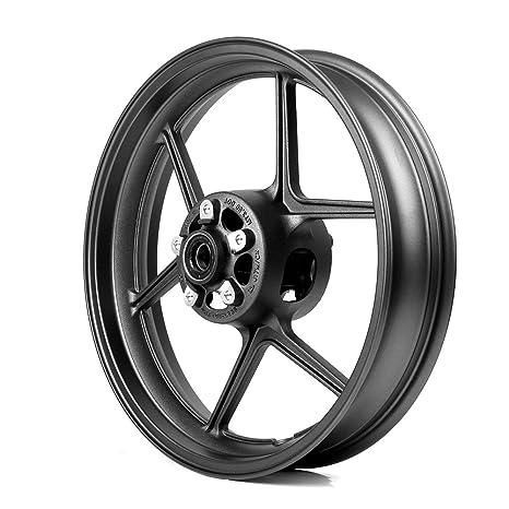 Amazon.com: Timmart – Llanta de aleación de aluminio gris ...