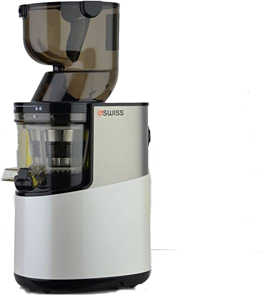 4swiss de Slow Juicer, smoothiemaker, licuadora,: Amazon.es: Hogar