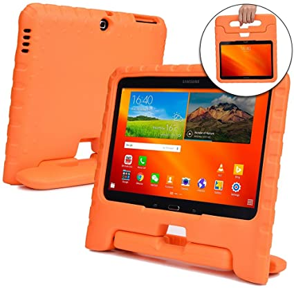release date: 786e0 960f1 Cooper Dynamo [Rugged Kids Case] Protective Case for Samsung Tab 4 10.1,  Tab 3 10.1 | Child Proof Cover with Stand, Handle | SM-T530 T531 T535 ...