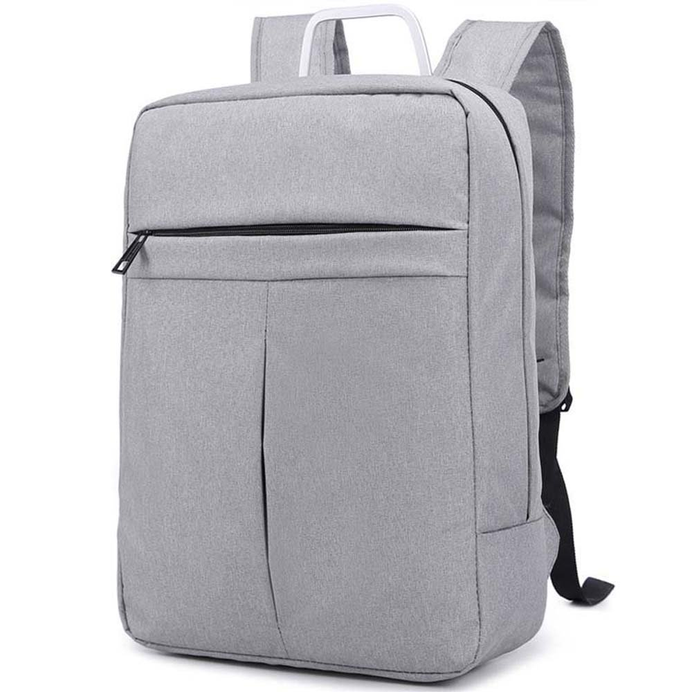 Sinism Lightweight 17 Waterproof Laptop Backpacks Travel Business Daypacks with Leaded Alloy Handle for Men&women (grey) 85%OFF
