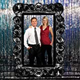 Black Photo Frame Prop Party Decoration