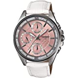 Casio Enticer Pink Dial Women's Watch - LTP-2086L-7AVDF (A860)