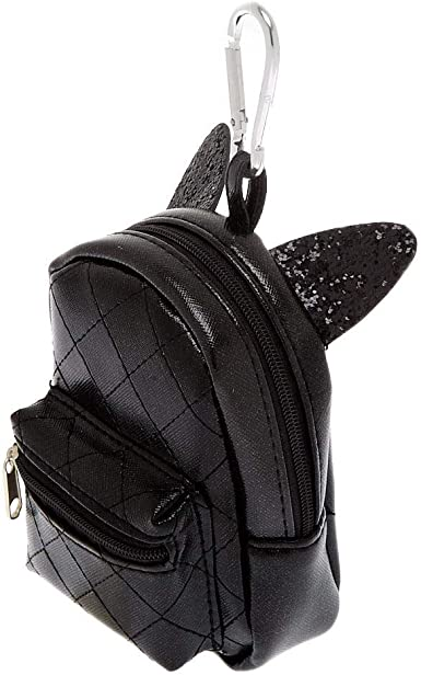 accroche mini sac à dos