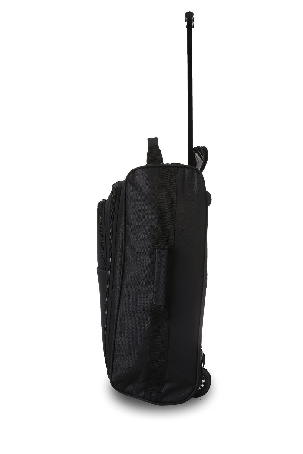 5 Cities The Valencia Collection Equipaje de cabina TB023-830, 55 cm, 42 L, Negro por solo 19,99€