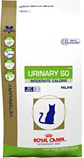 Royal Canin Veterinary Diet Feline Urinary SO Moderate Calorie - 3.3lb