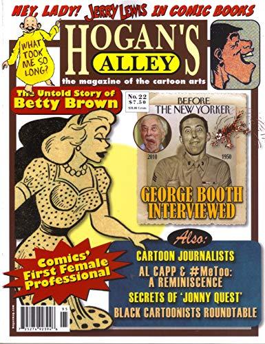Hogan's Alley No. 22