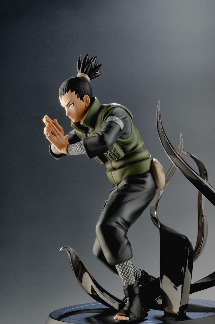 Buy Shikamaru Nara Naruto Shippuuden X Tra 1 10 Scale Pvc Anime Tsume Art Vega Figure By Online At Low Prices In India